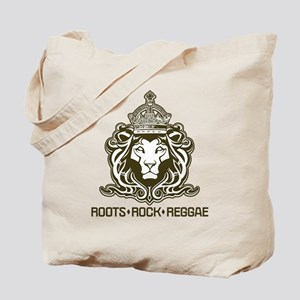 roots rock reggae qr2 Tote Bag