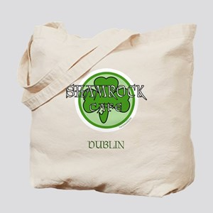 Shamrock Cafe-Dublin Tote Bag