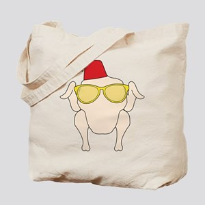 Friends Turkey Tote Bag