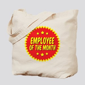 employee-of-the-month-001 Tote Bag