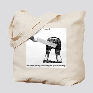 10x10_hazing_final Tote Bag