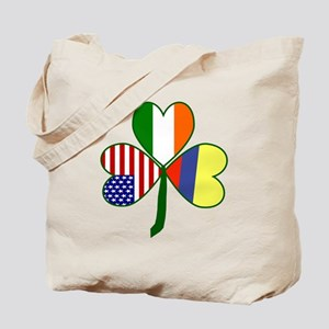 Shamrock of Colombia Tote Bag