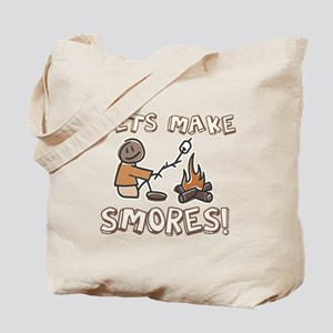 Lets Make SMORES! Tote Bag
