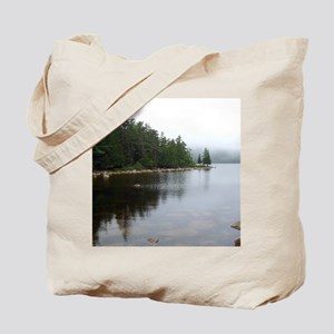 Acadia Wildlife Shower Curtain Tote Bag