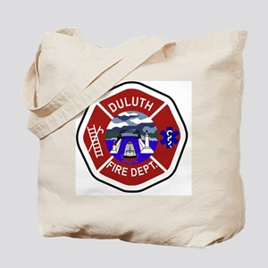 2-Duluth-Fire-Dept Tote Bag
