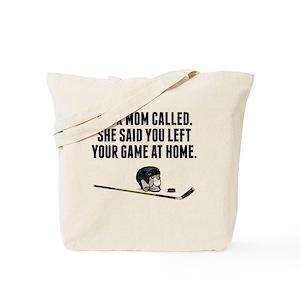 f48b207a6d Hockey Mom Bags - CafePress