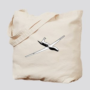 RQ-4 Global Hawk Tote Bag