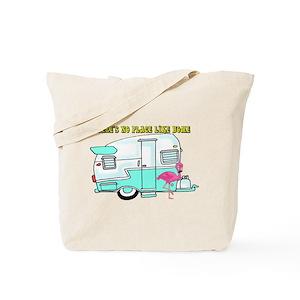 94a3c4ba813 Flamingo Bags - CafePress