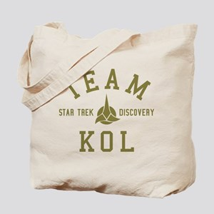 Star Trek Team Kol Tote Bag
