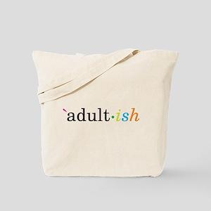 Adult-ish Tote Bag
