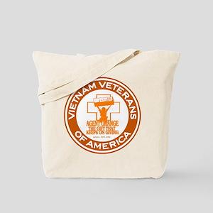 VVA Orange Tote Bag