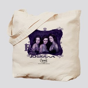 Charmed: The Power of Three Tote Bag