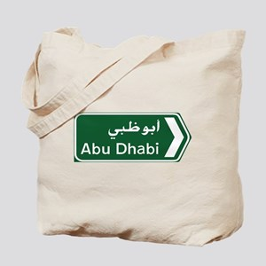 Abu Dhabi, United Arab Emirates Tote Bag