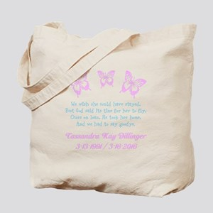 Personalize/Ours On Loan Tote Bag
