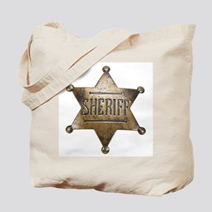 Sheriff -  Tote Bag