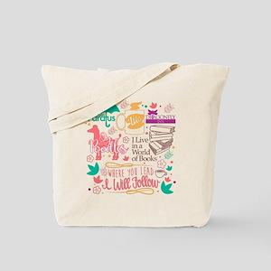 Gilmore Girls Collage Tote Bag