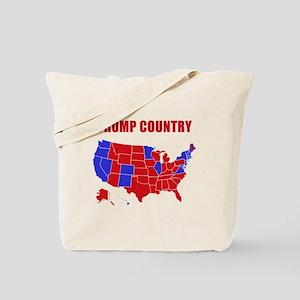 Trump Country Tote Bag
