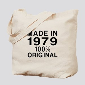 Made In 1979 Tote Bag