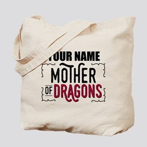Personalize Game of Thrones Mother of Dra Tote Bag