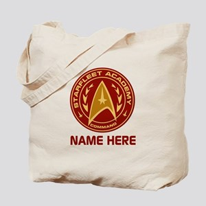 Starfleet Academy Personalized Tote Bag