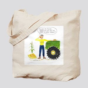 Planting Seeds Tote Bag