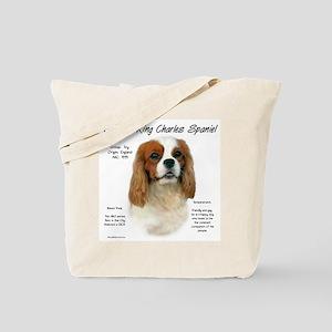 Cavalier (Blenheim) Tote Bag