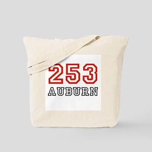 253 Tote Bag