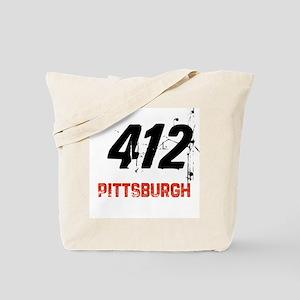 412 Tote Bag