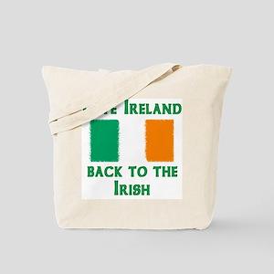 Give Ireland Back Tote Bag