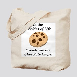 Chocolate Chips Tote Bag