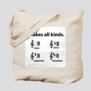 All Kinds Triads Tote Bag