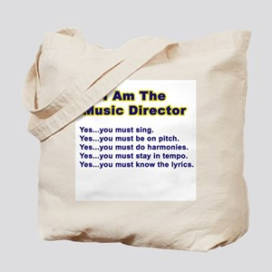 Music Director Tote Bag