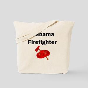 Alabama Firefighter Tote Bag