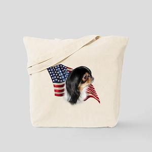 Chin Flag Tote Bag
