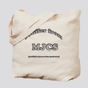 Chin Syndrome Tote Bag