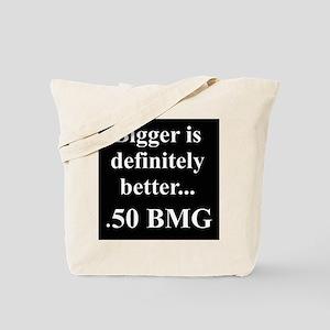50 BMG Tote Bag