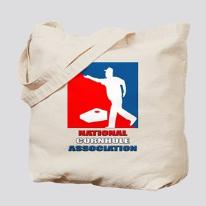 National Cornhole Association Tote Bag