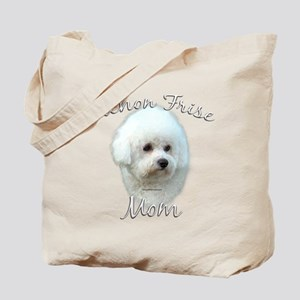 Bichon Mom2 Tote Bag