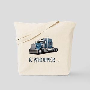 K Whopper Tote Bag