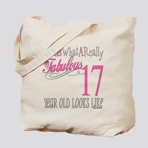 17th Birthday Gifts Tote Bag