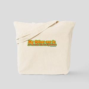 Mystery Van Tote Bag