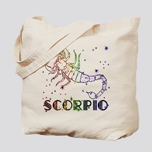 SCORPIO SKIES Tote Bag