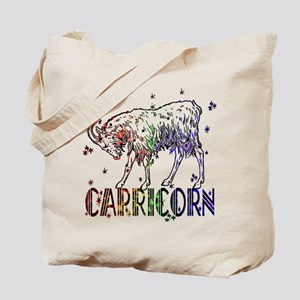 CAPRICORN SKIES Tote Bag