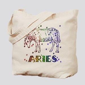 ARIES SKIES Tote Bag