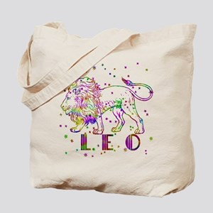 LEO Skies Tote Bag