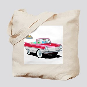 The Amphibious Car Tote Bag