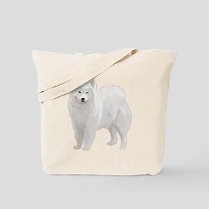 Beautiful Samoyed Tote Bag