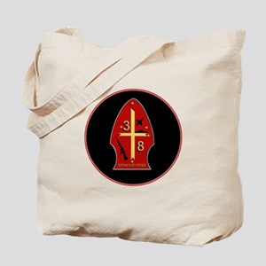 3rd Battalion 8th Marines Tote Bag