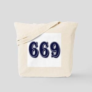 669 Tote Bag