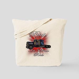 Pride In Ride 1 Tote Bag